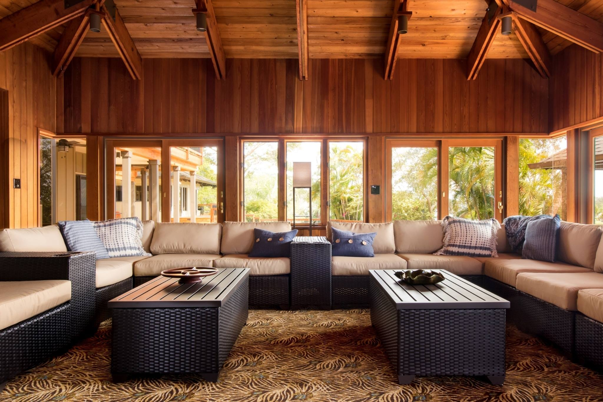 Spacious and Comfortable Gathering Spaces